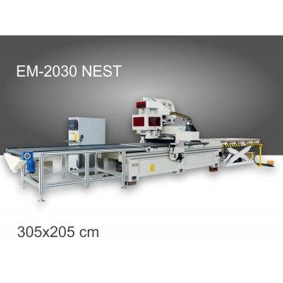 CNC център (фреза) EM-2030 NEST