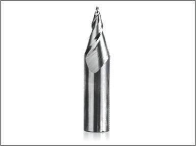 Спирален конусен фрезер 12mm