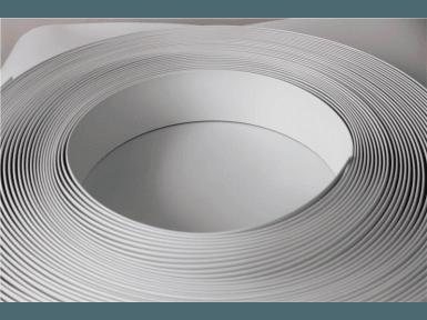 Алуминиев кант Alu3D - Бял 70mm