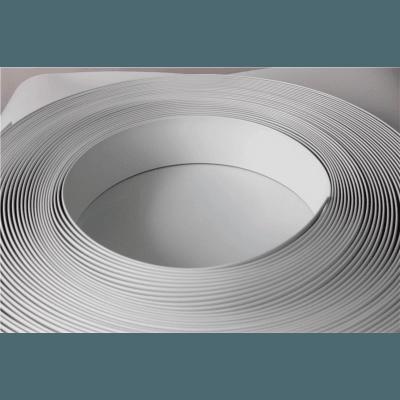 Алуминиев кант Alu3D - Бял 90mm