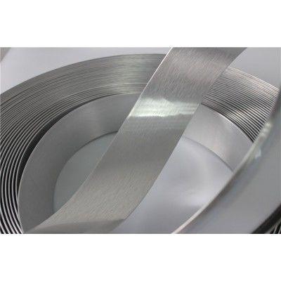 Алуминиев кант Alu3D - Инокс 70mm