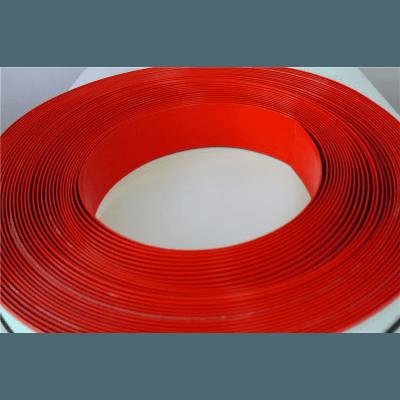 Алуминиев кант Alu3D - Червен 90mm