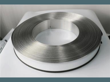 Алуминиев кант Alu3D - Инокс 90mm